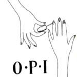 Opi, illustration, nail polish, hands, beauty, all beauty